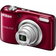 Nikon Coolpix A10 digitális fényképezőgép (piros)