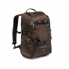 Manfrotto MB MA-TRV-BW Travel Backpack fotós hátizsák (barna)