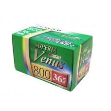 "Fuji Superia ""Venus"" 800 135-36 színes negatív film"