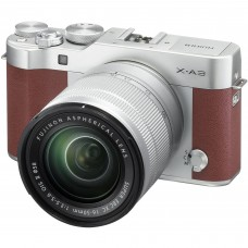 Fujifilm X-A3+16-50mm F3,5-5,6R OIS KIT (barna)
