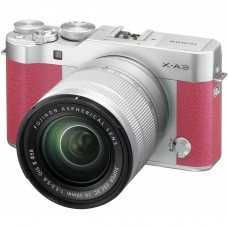 Fujifilm X-A3+16-50mm F3,5-5,6R OIS KIT (pink)