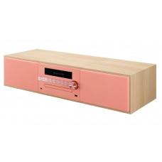 Pioneer X-CM56(R) Micro HiFi rendszer, Bluetooth/NFC, USB, 2x15W, pink színben
