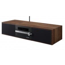 Pioneer X-CM66D(B) Micro HiFi rendszer, DAB, Bluetooth/NFC, WiFi, USB, 2x15W, fekete színben