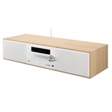 Pioneer X-CM66D(W) Micro HiFi rendszer, DAB, Bluetooth/NFC, WiFi, USB, 2x15W, fehér színben