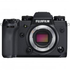 Fujifilm X-H1 digitális fényképezőgép váz (fekete)