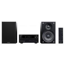 Pioneer X-HM51-K Micro Hifi rendszer, Bluetooth, CD, USB, MP3, iPod,iPad,iPhone, AM/FM, 2x50W, fekete színben