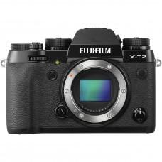 Fujifilm X-T2 digitális fényképezőgép váz (fekete)