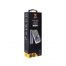Xtorm Power Bank AS-XB100 Air külső akkumulátortöltő 6000mAh