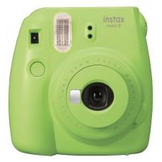 Fujifilm Instax Mini 9 instant kamera (lime green)