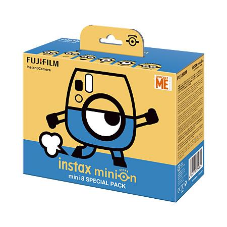 Fujifilm Instax Mini 8 instant kamera (MINION)