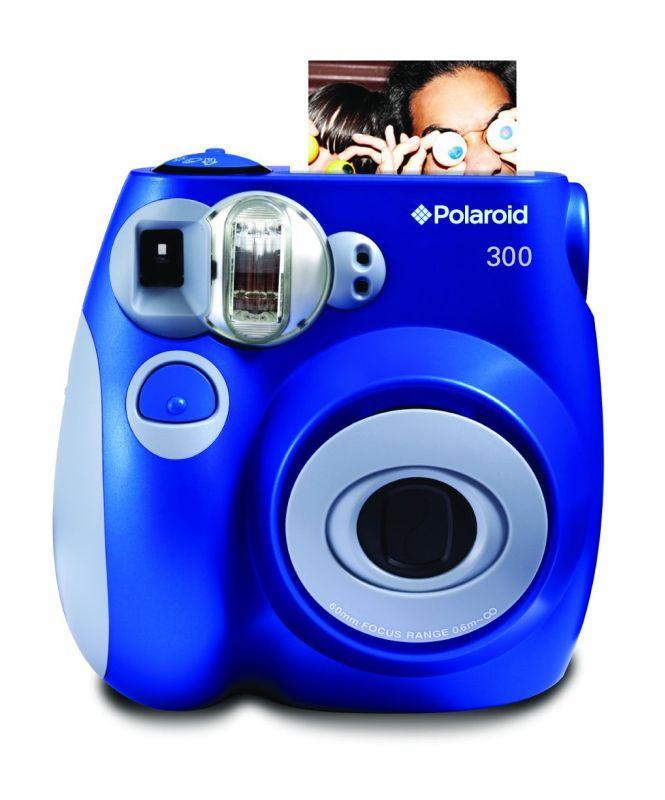 Polaroid 300 instant fényképzőgép (kék)