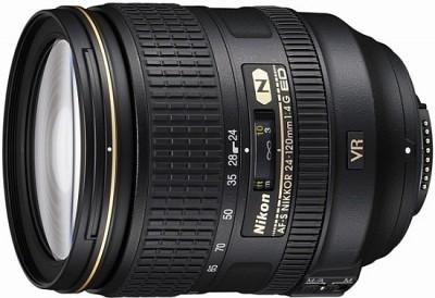 Nikon AF-S Nikkor 24-120mm F4,0G VR IF ED objektív